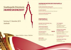 Jahreskonzert 2013